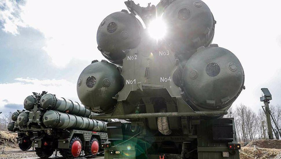 """S-400 για ακόμη καμία κοινή ομάδα εργασίας με την Τουρκία …"""