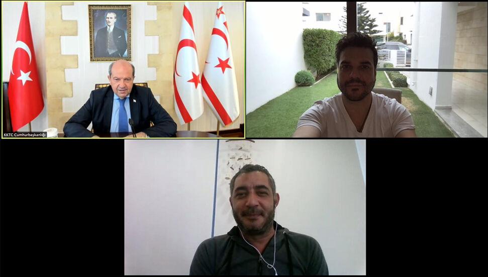 Κλήση υποστήριξης για «γρήγορο κιτ δοκιμών» από τον επιχειρηματία Mustafa Bulutoğluları