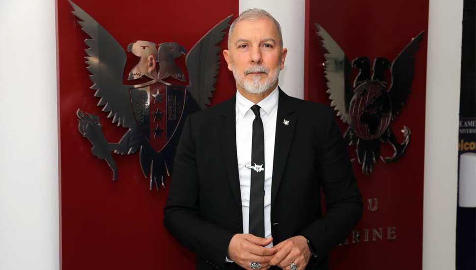 Ο ιδρυτής της GAU Serhat Akpınar στην 6η Σύνοδο Κορυφής για την Ανώτατη Εκπαίδευση της Ευρασίας