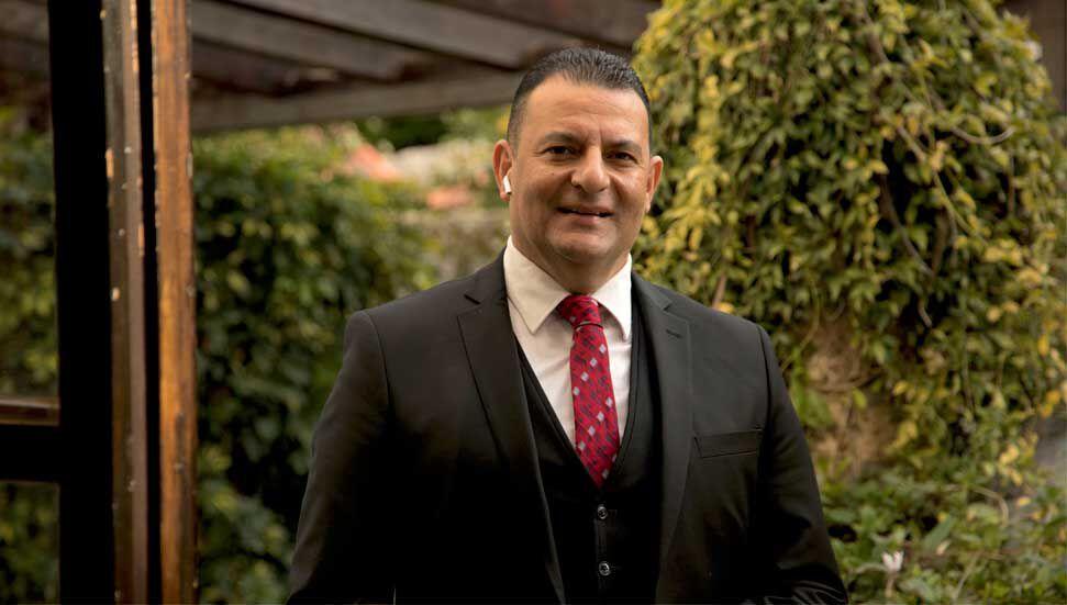 "ARUCAD Πρύτανης καθηγητής  Δρ.  Μήνυμα ""Παγκόσμια Ημέρα Τέχνης"" από τον Asım Vehbi"