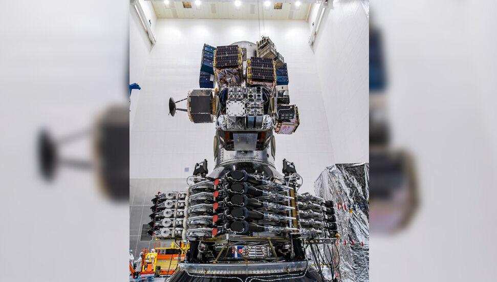 Ο Elon Musk στέλνει ένα λέιζερ στο διάστημα στην τελευταία του αποστολή Starlink