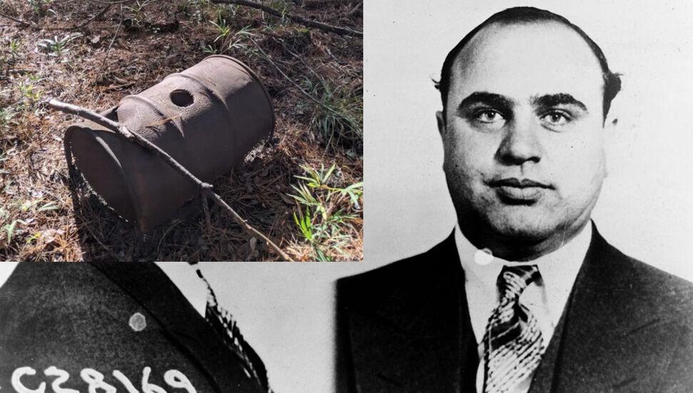 Οι αρχαιολόγοι βρίσκουν το αλκοολούχο ποτό του Al Capone