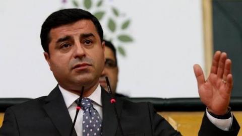 Ανακοινώθηκε η αιτιολογημένη απόφαση της ποινής φυλάκισης που δόθηκε στον Demirtaş