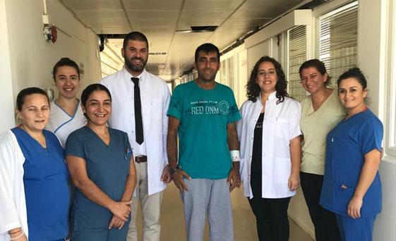 Dr Burhan Nalbantoğlu Devlet Hastanesinde Bir Ilke Daha Imz
