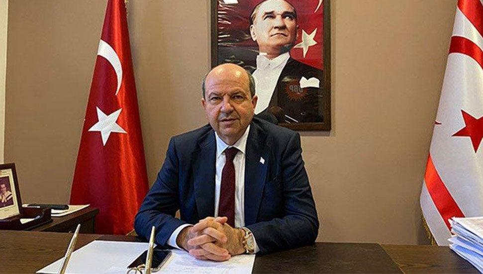 Ο Πρόεδρος Ersin Tatar εξέδωσε μήνυμα συλλυπητηρίου για το θάνατο του Ahmet Acar