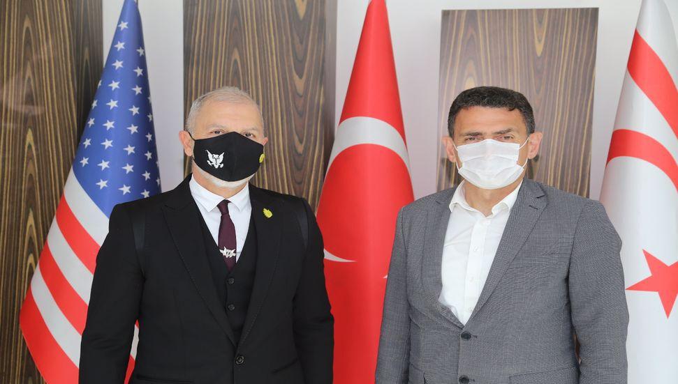 Επίσκεψη από Dursun Oğuz στην GAU