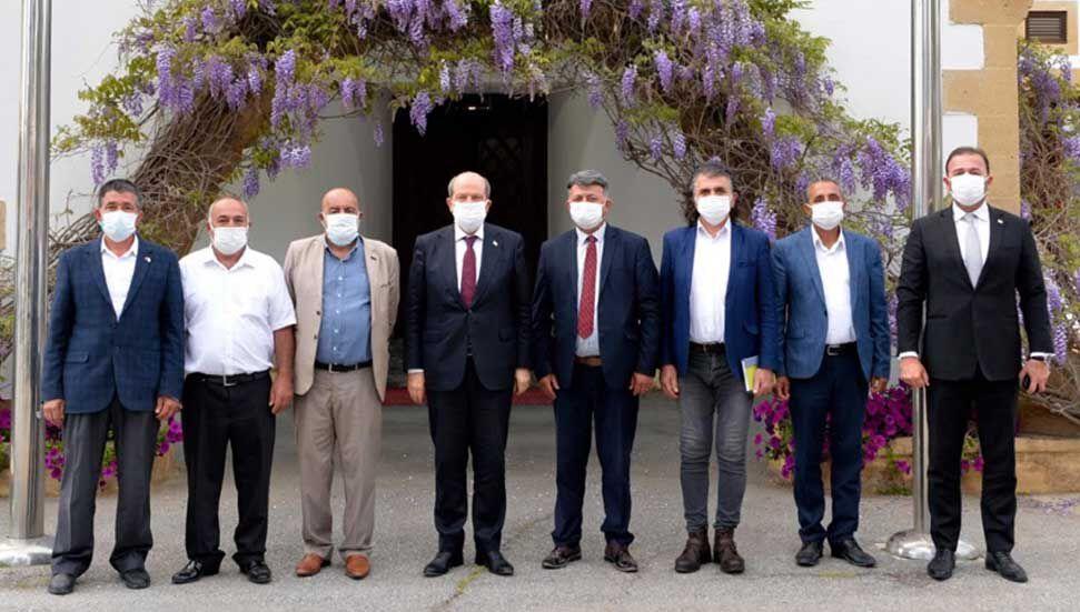 Πρόεδρος Τατάρ του Κυπριακού του Συλλόγου Αμμοχώστου Μουχτάρς