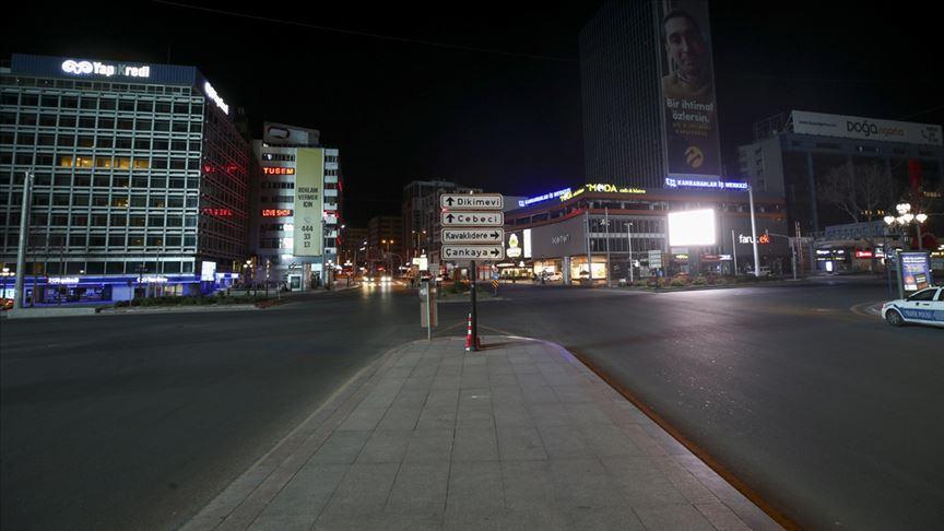 Το Σαββατοκύριακο οι περιορισμοί στους δρόμους στην Τουρκία ξεκινούν απόψε
