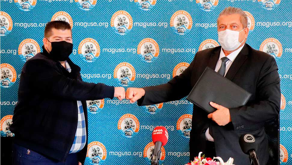 Υπογραφές υπογράφηκαν για 9 χιλιάδες τόνους ασφάλτου στην Αμμόχωστο