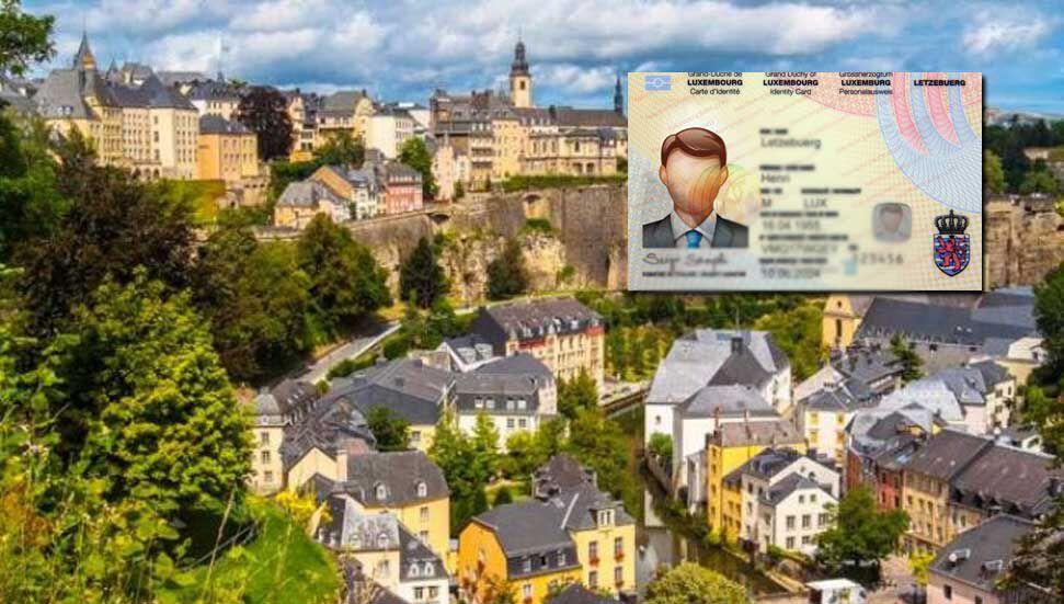 Η δεύτερη πλαστή υπόθεση «άδεια διαμονής του Λουξεμβούργου»!