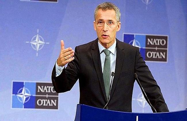 """Ο Γενικός Γραμματέας του ΝΑΤΟ Στόλτενμπεργκ: """"Σύμμαχοι του ΝΑΤΟ"""