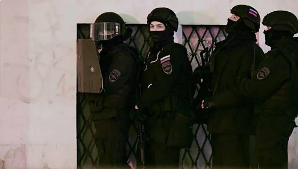 Το FSB αποτρέπει την προγραμματισμένη επίθεση από μέλη του ISIS στο Νταγκεστάν