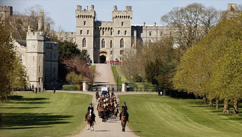 Τελετή κηδείας για τον Πρίγκιπα Φίλιππο, σύζυγο της Βασίλισσας Ελισάβετ Β 'της Αγγλίας