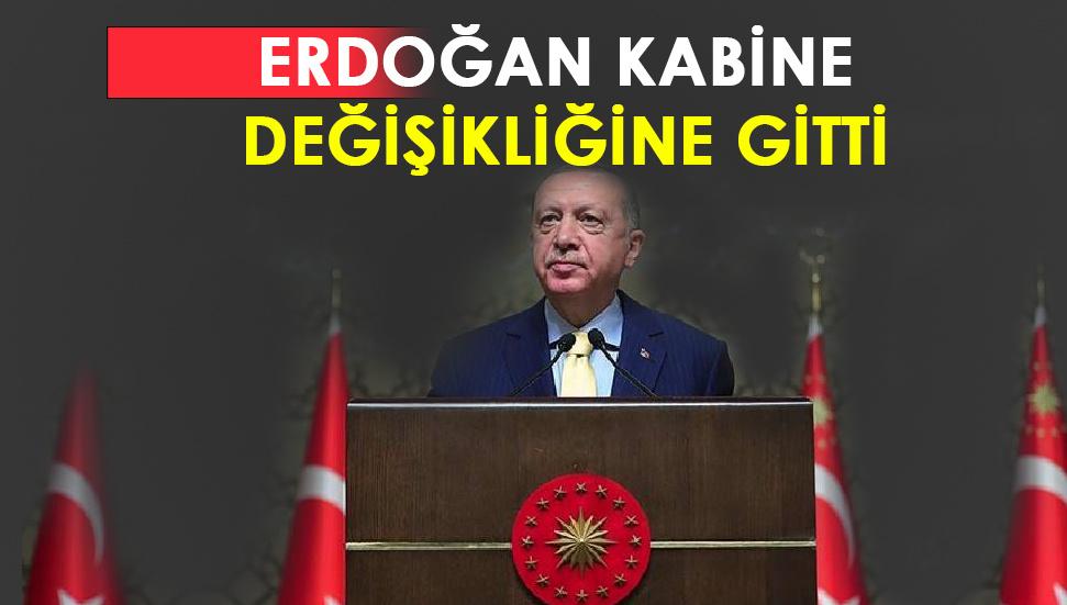 απολύθηκε δύο Υπουργοί στην Τουρκία, ιδρύθηκε δύο νέο Υπουργείο