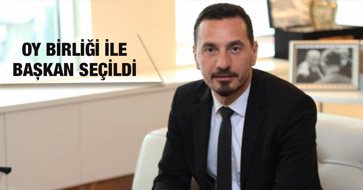 Ο Hasan Esendağlı επανεξελέγη Πρόεδρος της Ένωσης Δικηγορικών Συλλόγων
