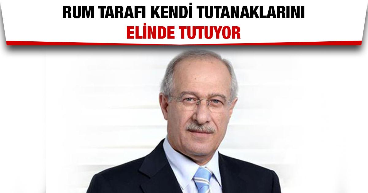 """""""Η τουρκική πλευρά ήταν μεταξύ του Αναστασιάδη και του Çavuşoğlu."""