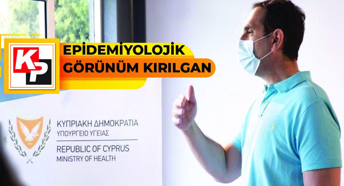 «Η κατάσταση μπορεί να ξεφύγει από τον έλεγχο» προειδοποίηση του Έλληνα Υπουργού Υγείας