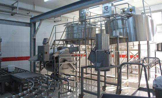 Süt ürünleri Fabrikası Kuruldu