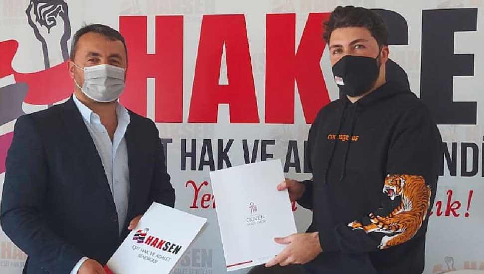 Συνεργασία μεταξύ του HAKSEN και του Νοσοκομείου της Άγκυρας Güven