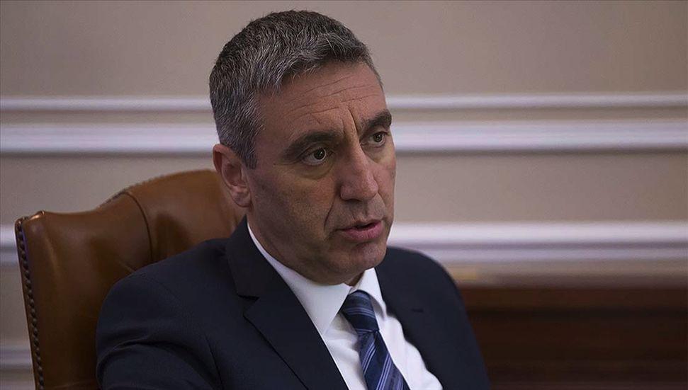"""Ο Πρέσβης της Τουρκίας στην Αθήνα Ozugergin: """"Ενεργειακοί πόροι και Κύπρος"""