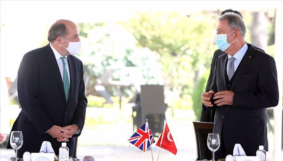 Δήλωση σχετικά με την επίσκεψη του Hulusi Akar στην Αγγλία