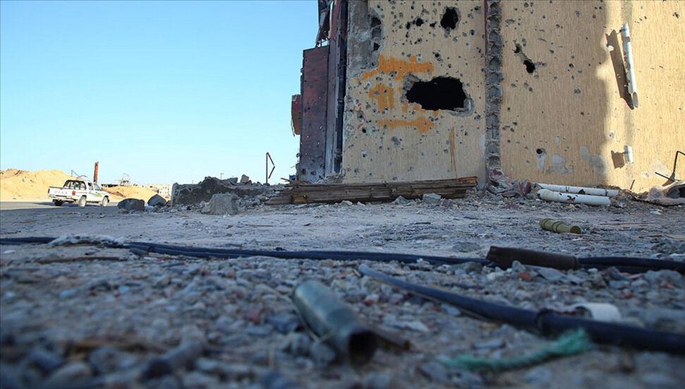 Η Ρωσία έστειλε 310 pars από τη Συρία για να πολεμήσει τον Haftar στη Λιβύη.