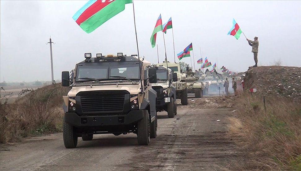 Το Αζερμπαϊτζάν έχασε 2.823 μάρτυρες στον πόλεμο στο Ναγκόρνο-Καραμπάχ