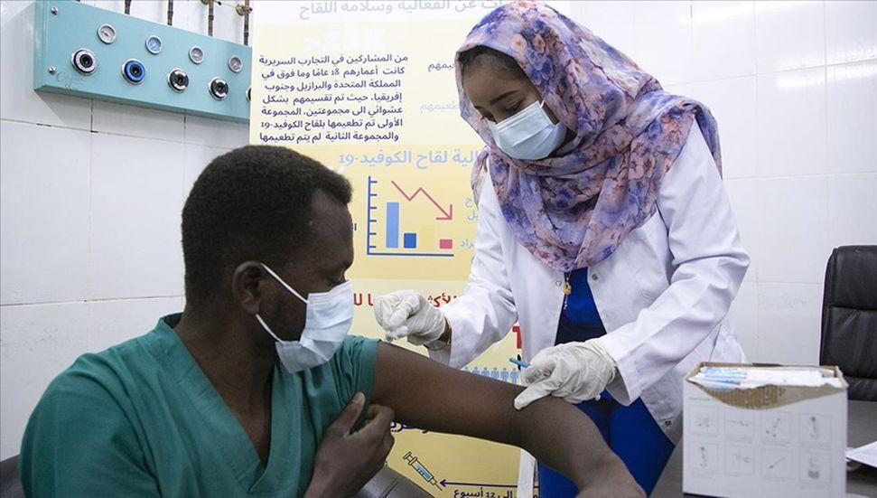 Λιγότερο από το 2% των εμβολίων κοροναϊού στον κόσμο είναι στην Αφρική.