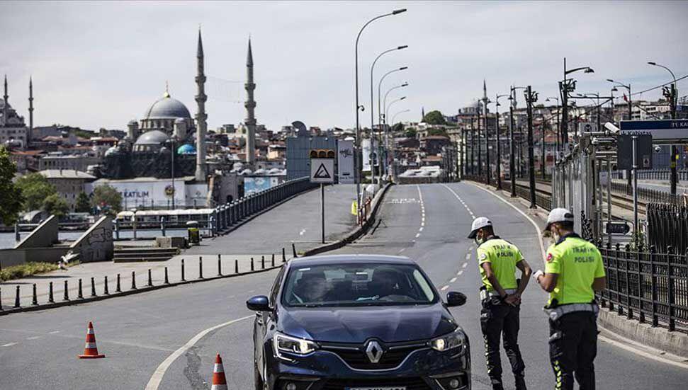 40 χιλιάδες 591 άτομα την περασμένη εβδομάδα για να λάβουν νομικά μέτρα δεν πληρούν τους περιορισμούς στην Τουρκία