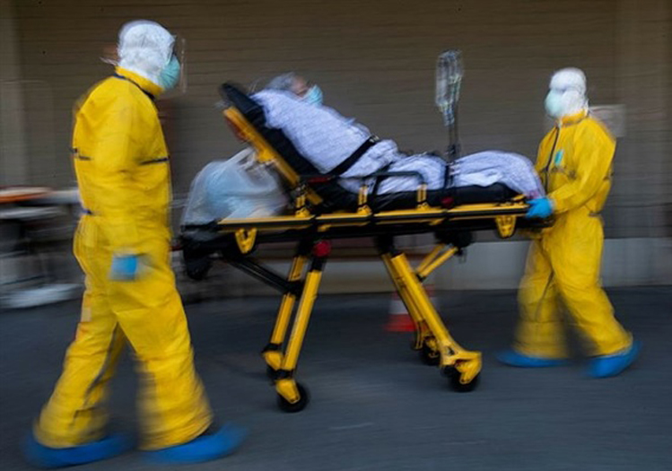 Η επίσκεψη «Άγιος Βασίλης» ήταν μια καταστροφή για ένα γηροκομείο στο Βέλγιο: 18 νεκροί