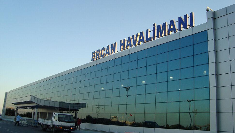 Πολλά υπόλοιπα εμπορεύματα στο αεροδρόμιο Ercan προσφέρονται για δημοπρασία